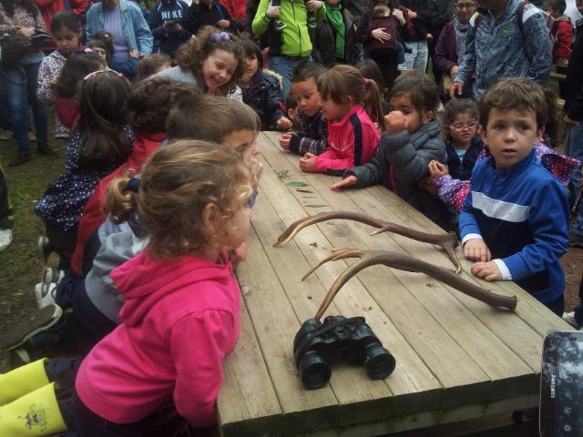 Educación ambiental Parque Nacional de Monfragüe