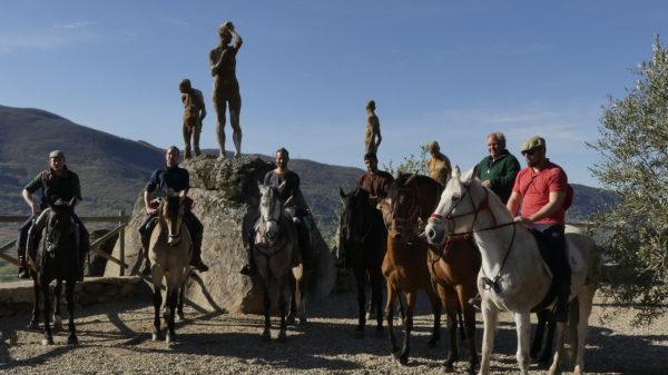 rutas a caballo valle del jerte