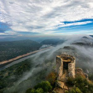 Castillo Parque nacional de Monfragüe