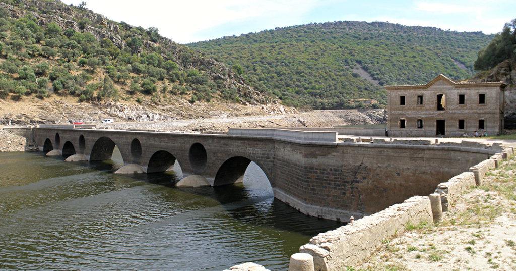 puente del cardenal monfrague